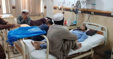 93% of COVID-19 Patients in Peshawar Hospitals are Unvaccinated