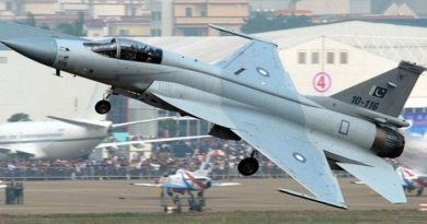 Official: Argentina to Purchase 12 JF-17 Block III Fighters From Pakistan