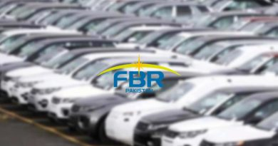 FBR Slaps Additional 7% Duty on Import of Completely Knocked Down Vehicles