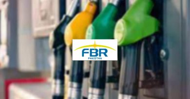 FBR Updates Sales Tax on Petroleum Products