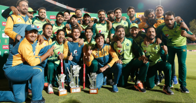 Here's How Pakistan Has Performed in Every T20 World Cup