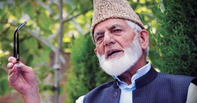 National Assembly Passes Resolution Paying Tribute to Syed Ali Gilani