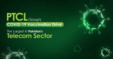 PTCL Group's Covid-19 Vaccination Drive Is the Largest in Pakistan's Telecom Sector