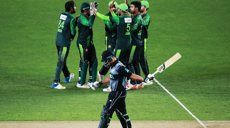 Pakistan-New Zealand Match Postponed Due to Myserious Reasons