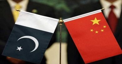 Pakistani Flag Returns From Space Journey on China's Shenzhou-12 Manned Spacecraft