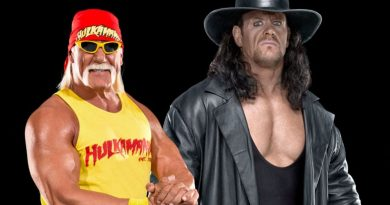 Professional Wrestling Entertainment CEO Wants to Bring The Undertaker and Hulk to Pakistan