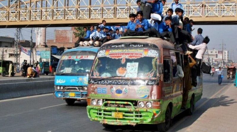 Punjab Suspends Public Transport in 15 Districts