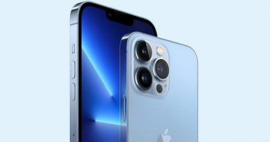 """iPhone 13 Pro and Pro Max Launched With """"ProMotion"""" Displays and Better Cameras"""