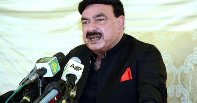 PTI Govt to complete its constitutional term: Sh Rashid