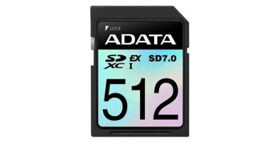 ADATA's New Memory Card is Faster Than SSDs