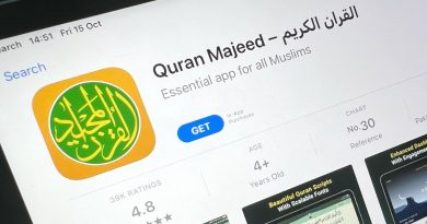 Apple removes Holy Quran application in China