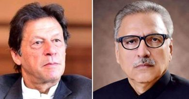 President, PM vow to turn Pakistan into Riasat-E-Madina in messages on Eid Milad-Un-Nabi
