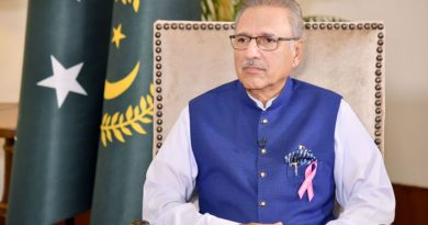 Skills of special persons need to be developed: President Alvi
