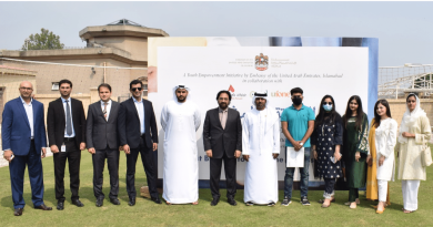 UAE Embassy's Youth Internship Program 'Brightening the Future' Concludes in Islamabad