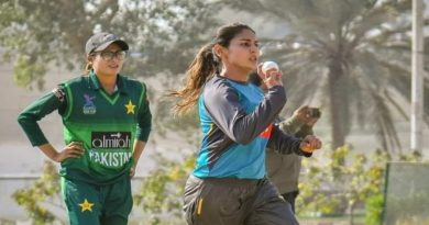 Women cricket training camp to be held from Oct 5